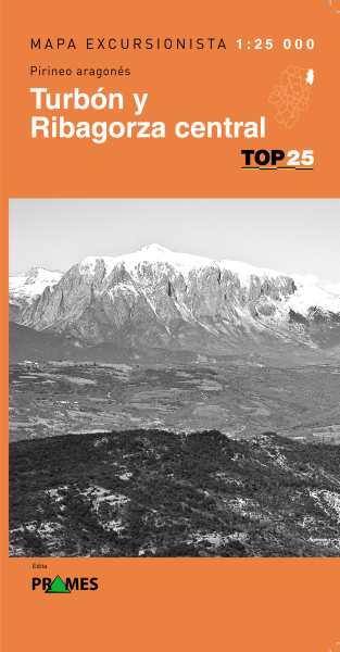 Formato: 11,5 x 22 cm / cuadernillo 40 pp. + 2 mapas 1:25.000